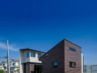 Oyako House: Studio REI 一級建築士事務所が手掛けた家です。,