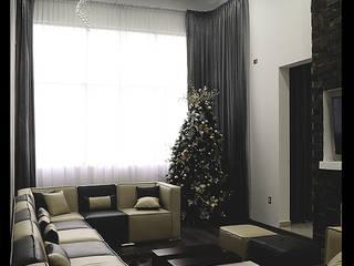 residencia Alondra Salones modernos de Excelencia en Diseño Moderno