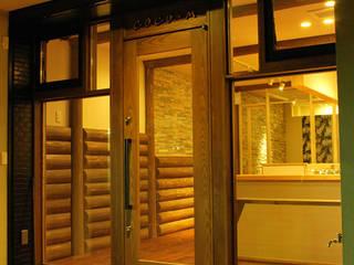 西川真悟建築設計 Casas modernas
