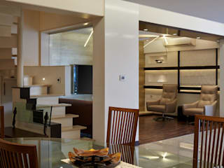 Living room by Cubism