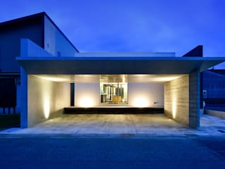 Houses by Egawa Architectural Studio