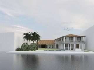 Casa Pérez Rechi Casas modernas de Alterno Moderno