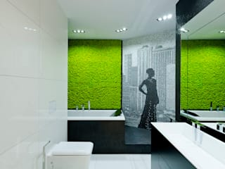 Modern bathroom by Intelidom Group Sp. z o.o. Modern