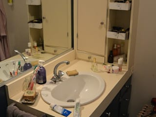 Rénovation d'une salle de bain à Boulogne Billancourt par INLE ARCHITECTE