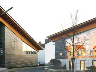 Freie ev. Gemeinde Wuppertal-Ronsdorf Moderne Veranstaltungsorte von Noesser Padberg Architekten GmbH Modern