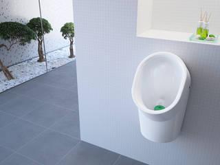 LIKE - urinol sem descarga de água por Sanindusa Minimalista
