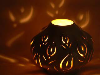 陶彩: 広谷 幸が手掛けた折衷的なです。,オリジナル