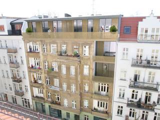 Mehrfamilienhaus & Penthousewohnung | Berlin von naos baukultur gmbh