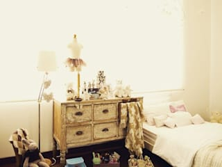 Dormitorios de estilo moderno de solrodriguez75 Moderno