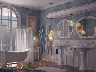 Design by Bley BathroomDecoration