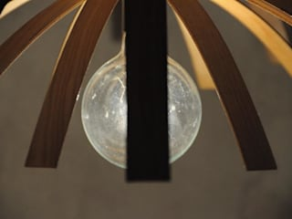 Suspension LSF105:  de style  par Atelier A RawMat- Lionel Truntzer