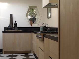 مطبخ تنفيذ Baden Baden Interior , حداثي