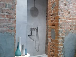 Special bathroom Amsterdam, the Netherlands :  Badkamer door Baden Baden Interior,