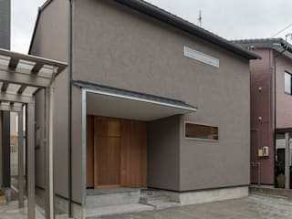 家山真建築研究室 Makoto Ieyama Architect Office Minimalist houses