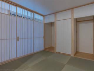 家山真建築研究室 Makoto Ieyama Architect Office Minimalist living room