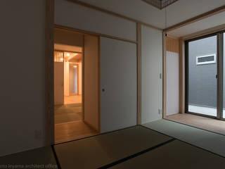 家山真建築研究室 Makoto Ieyama Architect Office Minimalist bedroom
