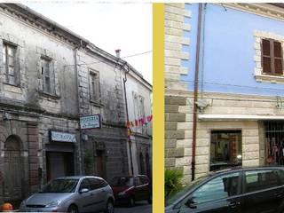 Casas de estilo clásico de Filippo Fiori Architetto Clásico