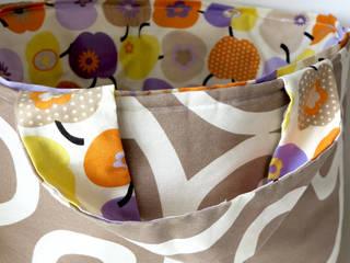 Aequorea Home Collection - Apples&Beige Aequorea CasaContenitori Cotone
