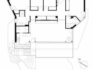 CASA CANELIÑAS Casas de estilo moderno de MIGUEL VARELA DE UGARTE, ARQUITECTO Moderno