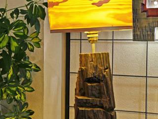 lampe falaise par Atelier Petrovic Moderne