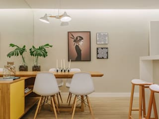 Dining room by STUDIO LN, Modern