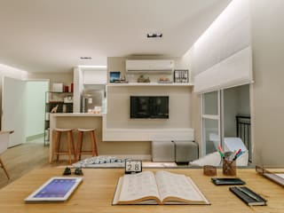 Media room by STUDIO LN, Modern