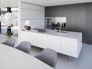 modern Kitchen by Lab32 architecten