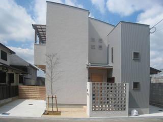 株式会社 atelier waon 現代房屋設計點子、靈感 & 圖片