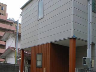 Houses by 株式会社 atelier waon, Scandinavian