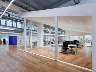 Ausbilder-Büro:  Bürogebäude von ZENON CONCEPT GmbH