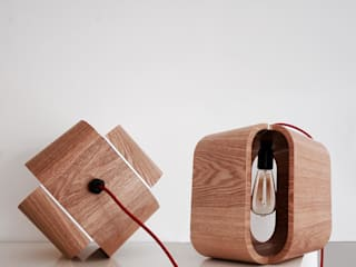 Lampe : OXO par Loupiotte Design Moderne