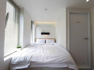 명동 까사명동 게스트하우스(CASA MYEONDONG GUEST HOUSE) 모던 스타일 호텔 by 마이네임이즈존 모던