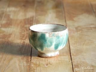抹茶碗: 庚申窯-Koshin-kiln-が手掛けたです。,