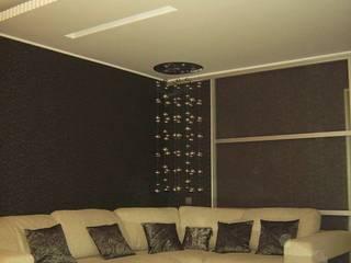 Phòng khách phong cách tối giản bởi ann-ulya Tối giản
