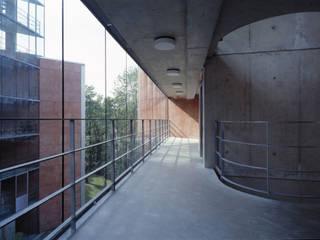 Revitalisierung & Erweiterung Studentenwohnheim Burse | Wuppertal von naos baukultur gmbh