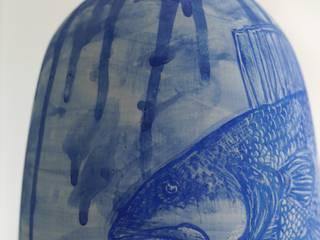 Fish Lamps van Bram van Leeuwenstein Minimalistisch