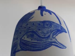 Fish Lamps van Bram van Leeuwenstein Industrieel
