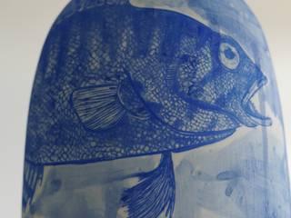 Fish Lamps van Bram van Leeuwenstein Eclectisch