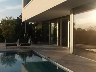 Modern Pool by Diemer Architekten Part. mbB Modern