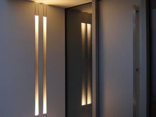 Fenêtres & Portes modernes par Diemer Architekten Part. mbB Moderne Métal