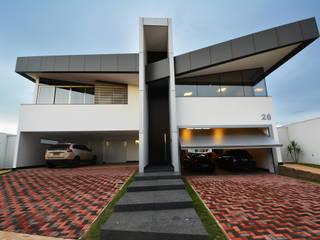 Casa AE Casas modernas por Arquitetura 1 Moderno