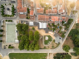 Modern hotels by atelier Rua - Arquitectos Modern