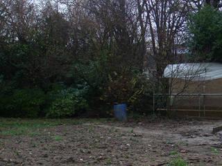 Die Schaffung eines klaren und funktionellen Wohnbereichs Moderner Garten von Ecologic City Garden - Paul Marie Creation Modern