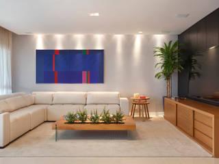 Isabela Lavenère Arquitetura Modern Media Room