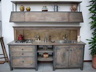 Porte del Passato KitchenBench tops