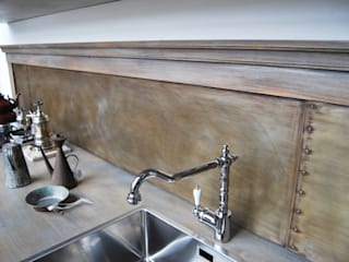 Porte del Passato KitchenSinks & taps