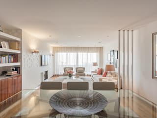 de estilo  por Interdesign Interiores, Moderno