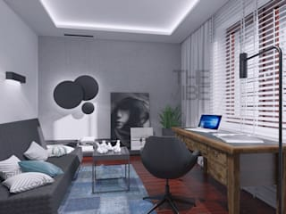 Living room by The Vibe,