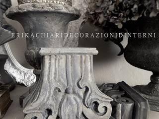 recupero capitelli:  in stile  di ERIKA CHIARI - DECORAZIONI D'INTERNI