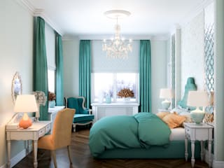 Classic style bedroom by Marina Sarkisyan Classic